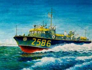 Air Sea Rescue Launch