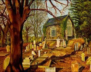 Old Cemetery Chapel, Mildenhall, Suffolk