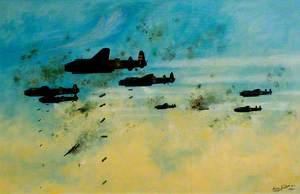 Lancaster Bombing Raid