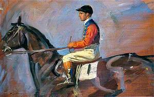 'Sun Chariot', Sir Gordon Richards up
