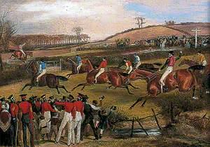 Windsor Grand Military Steeplechase, 1840