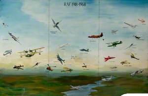 RAF 1918–1968