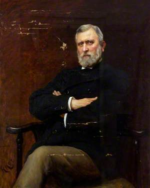 Colonel Nathaniel Barnardiston, First Chairman of West Suffolk County Council