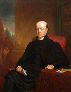 The Right Reverend Charles James Blomfield (1786–1857), DD