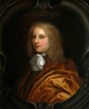 Thomas Cullum (d.1760), Younger Brother of Sir Dudley Cullum, Bt