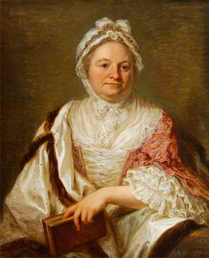 Susanna, Lady Cullum