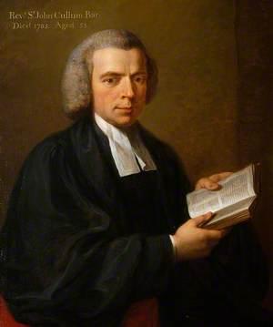 Reverend Sir John Cullum (1733–1785), 6th Bt