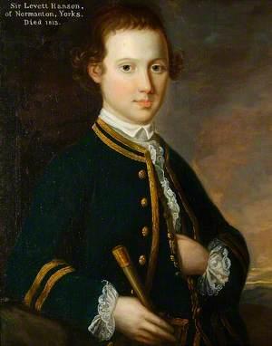 Sir Levett Hanson, Kt (1754–1814), Traveller