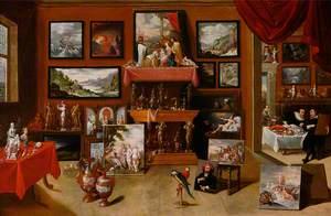 A Connoisseur's Studio