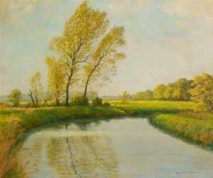 River at Cavenham, Suffolk