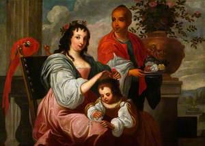 Elizabeth Risby, with Elizabeth