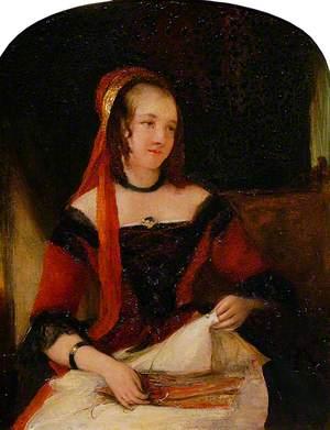 Mrs Susannah Milner-Gibson, née Cullum (1814–1885)