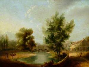 Eastgate Bridge, Bury St Edmunds, Suffolk
