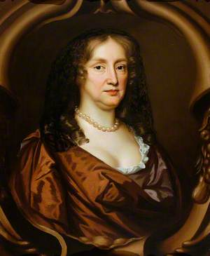 Jane Twisden, née Thomlison (d.1702), Lady Twisden