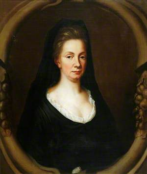 Portrait of an Unknown Widow