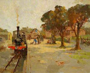 Southwold Station, Suffolk