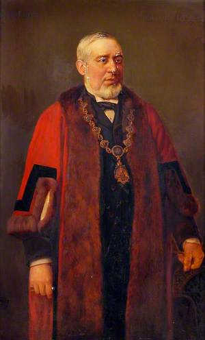William Howard Elmy, Mayor (1894–1895)