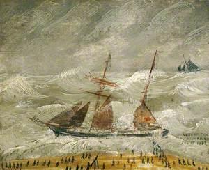 Wreck of the Elizabeth Kilner