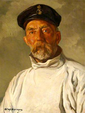 Frank Upcraft, Lifeboat Coxswain