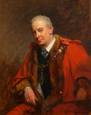 Eustace Edward Grubbe, Mayor of Southwold