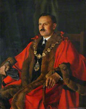 Andrew James Critten, Mayor of Southwold