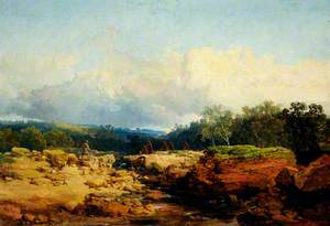 The River Don after the Flood