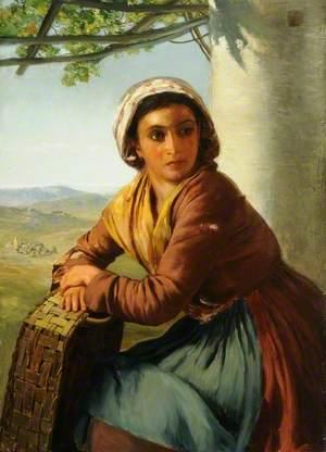 A Capri Girl