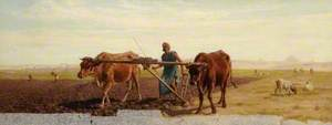 Agriculture in the Valley of the Nile