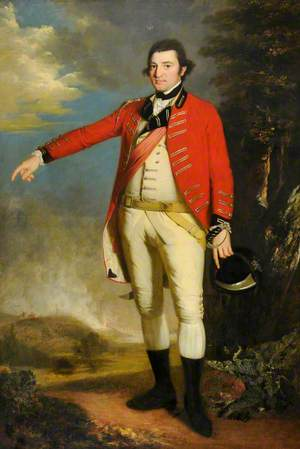 Colonel Milner of Totley Hall