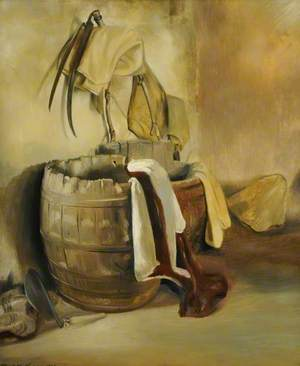 Grain Barrels