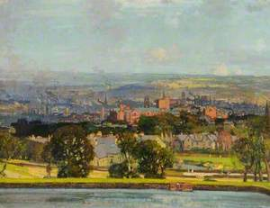 Sheffield from Crookes