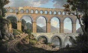 Le Pont du Gard, Nimes, France