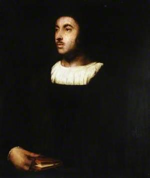 A Venetian Gentleman at Hampton Court