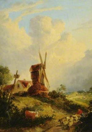 A Norfolk Mill
