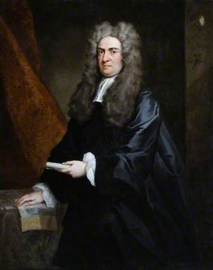 William Rogers of Dowdeswell, Master in the High Court of Chancery