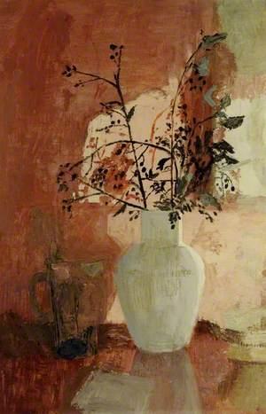 Still Life with a Vase