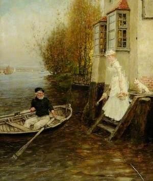 The Ferry, a Dainty Fare