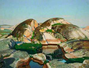 Rock Formation, Nova Scotia, Canada