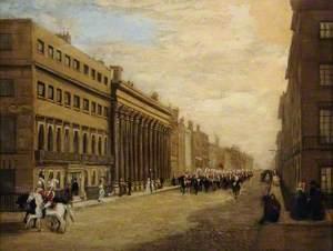 Albemarle Street, London
