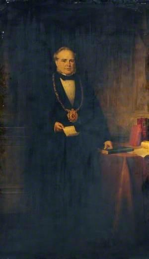 John Brown (1816–1896), Mayor of Sheffield (1861–1863)