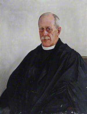 Reverend Valentine Ward Pearson, First Principal of Sheffield Training College for Teachers (1905–1921)