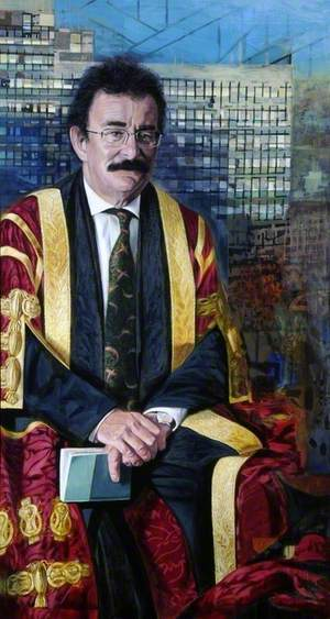 Lord Robert Winston (b.1940), Chancellor of Sheffield Hallam University from 2001