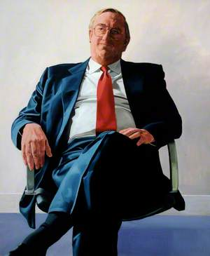 Norman Adsetts (b.1931), OBE, Chairman of Sheffield Hallam University Board of Governors (1993–1999)