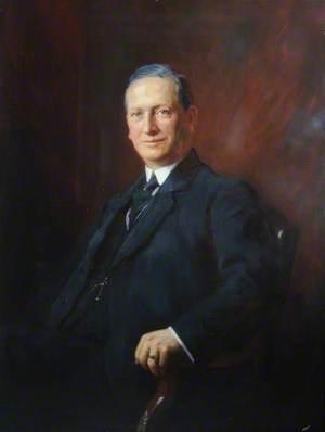 Arthur J. Ward, JP