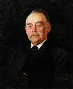 William Edgar Allen (1837–1915), Founder of the Edgar Allen Institute