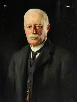 Henry Hall Bedford, JP, Chairman of the Board (1913–1924)