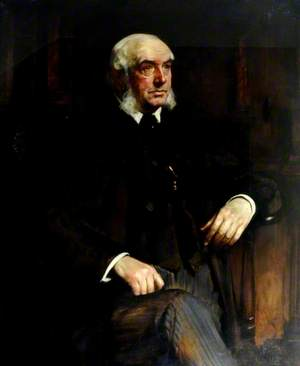 William Fisher Favell (1832–1896), Surgeon of Sheffield Infirmary (c.1857–1893)