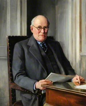 Ronald Wilfred Matthews, KT, K St J, JP, Chairman of the Royal Infirmary, Sheffield (1924–1948), Member of the Board (1908–1948)