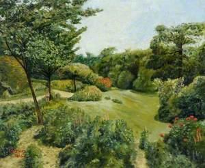 The Vice-Chancellor's Garden