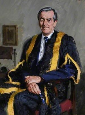 Professor Robert Boucher (1940–2009), Vice-Chancellor of the University of Sheffield (2001–2007)
